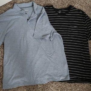 Men's shirt bundle XL